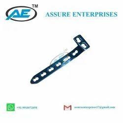 L Butress Lock Plate Titanium