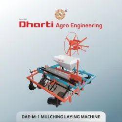 M-1 Plastic Mulch Laying Machine