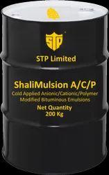 Natural Liquid ShaliMulsion Bituminous Emulsion, For Road Construction