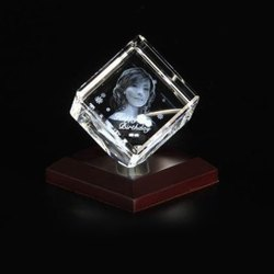 3D Crystals - Cubical Shaped
