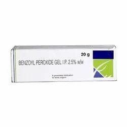 Benzol Peroxide Gel, Packaging Size: 20gm