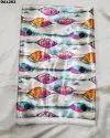 Satin Silk Digital Print Fabric