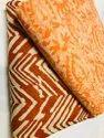 Hand Block Sanganeri Printed Cotton Fabric