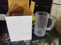 Frosted Beer Mug