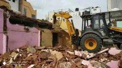 Backhoe Loaders Tata Rock Breakers On Hire, in Pan India