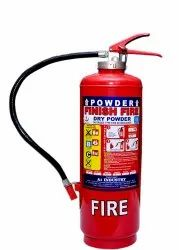 Fire Extinguishers DCP Cartidge Type, For Industrial Use, Capacity: BC