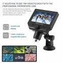 Portable Smart LCD Digital Microscope