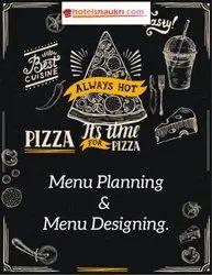 Restaurant Menu Designing Service
