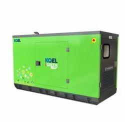 62.5 kVA KOEL by Kirloskar Diesel Generator