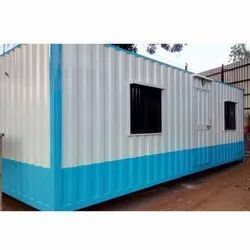 MS Office Cabin, Size: 22' X 10', Seating Capacity: 8 People