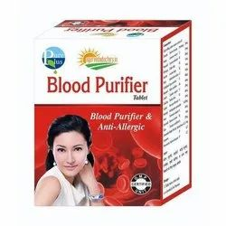 Blood Purifier And Anti-Allergic Tablets