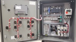 Royal Buildcon Motor Control Panel, 220 V, 5 Kw