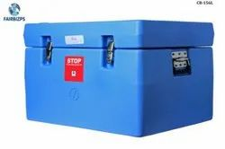 Vaccine Carrier Cold Box  Model 156L 5.50 Litrs