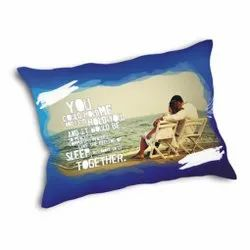 Sublimation Rectangle Paddy Pillow