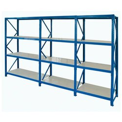 Slotted Angle Industrial Storage Rack