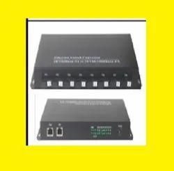 Fiber Media Converter, Model Name/Number: 2RJ45