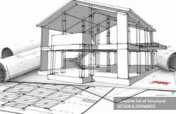 Industrial Area Building Structural Designing & Drawing Services