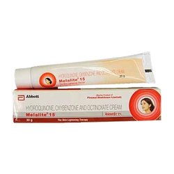Melalite 15 Cream ( Hydroquinone Cream )