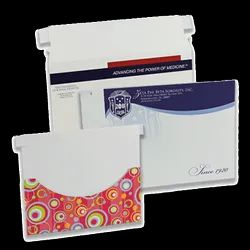 Janki White Corporate/ Office Paper Envelopes, For Courier