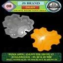 Galaxy Synthetic Silicone Plastic Mold