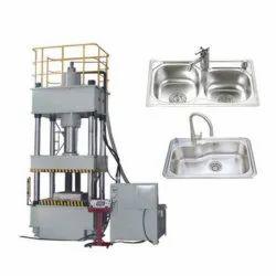Hydraulics Cylinder Deep Draw Press Machine