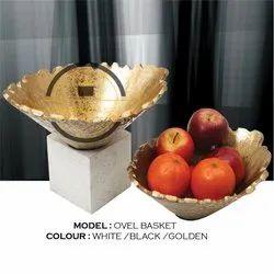 GOLDEN Fruit Bowl