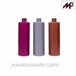 500 Ml HDPE Sleek Bottle Natural
