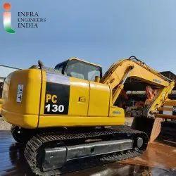 89HP Komatsu PC 130 Excavator, Maximum Bucket Capacity: 0.53 M3 - 0.70 M3
