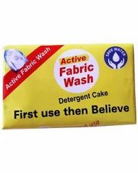 90g Active Fabric Wash Detergent Cake, Packaging Type: Packet, Shape: Rectangle