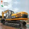 Used JCB JS 200 excavator