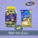 Allwin Milk Fill Eclairs Candy