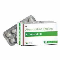 Atomotxetine