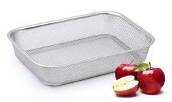Stainless Steel Fruit Basket No. 11