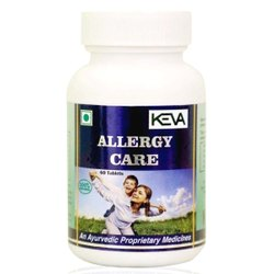 Keva Allergy Care, 60 Tablets, Prescription
