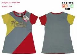Cotton Casual Wear Kids Printed T-Shirts