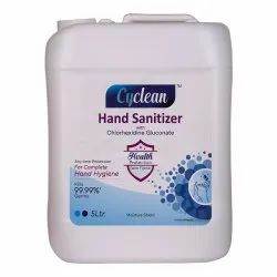 Cyclean Hand Sanitizer 5 Litre