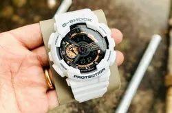 Gshock GA-110RG-7ADR Analog Digital Watch for Men