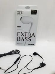 Wired Mobile SPN SP 11 Stereo Earphone