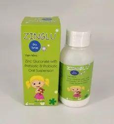 Zinc Gluconate With Prebiotic & Probiotic For Oral Suspension