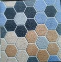 Matte 5 Mm Garage Floor Tile, 1 X 1 Feet