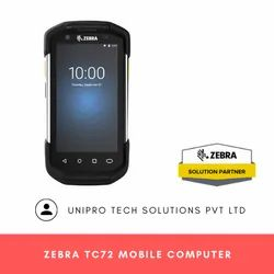 Zebra TC72 Ultra-Rugged All Touch Mobile Computer