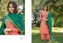 Tunic House Nahaar Jam Cotton With Embroidery Straight Salwar Suit Catalog