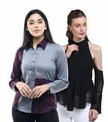 Casual Wear Full Sleeves Women Tops