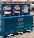 ARECA LEAF PLATE MAKING MACHINE FOR 5 DIE