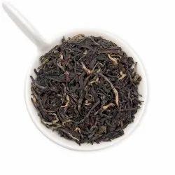 Darjeeling Second Flush Black Tea, Leaves