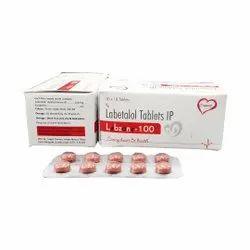Labetalol 100 Mg Tablets