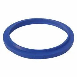 Rubber Blue Wiper Seal, For Industrial