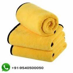 Microfiber Car Detailing Towels