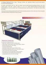 Pvc Conduit Pipe Socketing Machine