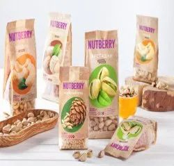 Dry Fruit Printed Laminated Paper Pouch